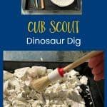 Cara Membuat Kit Penggalian Dinosaurus DIY