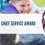 Penghargaan Den Chief Service
