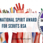 Penghargaan Semangat Internasional untuk Scouts BSA
