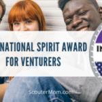 Penghargaan Semangat Internasional untuk Venturer