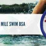 Mile Swim BSA