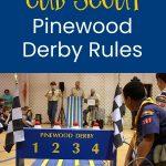 Apakah Peraturan Derby Pinewood BSA Resmi?