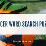 Teka-teki Pencarian Kata Sepak Bola