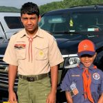 Life Scout melakukan CPR yang menyelamatkan nyawa pada saudara yang sakit terkait dengan COVID-19