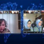 Dunia yang baik: Virginia Scouts mengadakan pertemuan virtual dengan Scouts dari Afghanistan