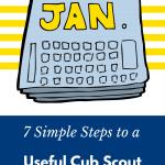 7 Langkah Mudah ke Jadwal Petualangan Scout Cub Berguna