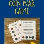 Cara Bermain Game Perang Koin {Gratis Cetak}