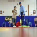Hari Pendidikan Remaja Pemuda Mendapat Scouts Fishing