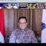 Hadapi Covid-19, Kak Anies Baswedan berharap pramuka Jakarta menjadi panutan dan teladan