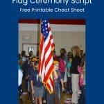 Cara Melakukan Upacara Bendera Pramuka (Cetak Gratis!)