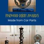 Cara Membuat Pinewood Derby Awards dari Suku Cadang Mobil