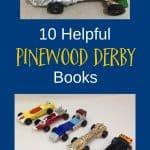10 Buku Bermanfaat Pinewood Derby untuk Keluarga Pramuka