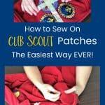 Cara Menjahit Patch Scout Cub dengan Cara Mudah