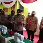 Kwarcab Gerakan Pramuka Bojonegoro Meresmikan Gudep Tangguh Semeru