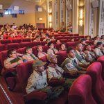 Scouts Visit Studios for Moviemaking Merit Badge Day