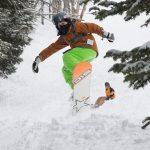 Scouts Rock the Slope Selama Big Sky Ski Weekend
