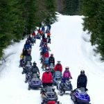 Bertualang Lebih Jauh Dan Lebih Cepat Ke Alam Liar Dengan Mobil Salju