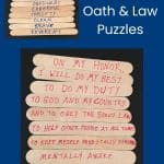 Cara Mempelajari Sumpah dan Hukum Pramuka Dengan Teka-teki Menyenangkan