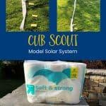 Cara Membuat Model Tata Surya yang Luar Biasa Dari Kertas Toilet
