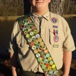 141 Merit Badges!