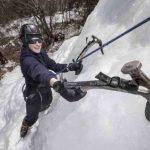 Waktunya Mendaki Es! Uji batas Anda dengan memanjat langsung ke dinding es