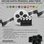 Lomba Video Satuan Karya Pramuka Kwarda Jatim 2020