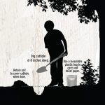 Bagaimana Menggali Cathole di Pedalaman