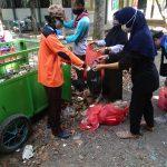 Aksi Bersih Sampah Pramuka IAIN Jember