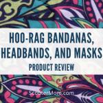 Bandana, Bando, dan Masker Hoo-rag
