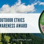 Penghargaan Kesadaran Etika Luar Ruang
