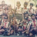 Sejarah singkat Pramuka Arvegatu