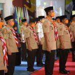 Sekjend Kwarnas Lantik Majelis Pembimbing Daerah Gerakan Pramuka Jawa Barat 2020-2025