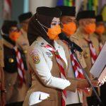 Kak Ridwan Kamil Lantik Pengurus dan LPK Kwarda Jawa Barat 2020-2025