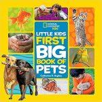 Buku Besar Hewan Peliharaan Pertama Anak Kecil