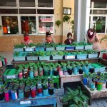 Kakak Eny Murtiningtyas, Pembina Terbaik Pramuka Patriot Lingkungan Jatim 2020