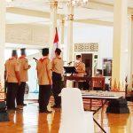 Kak Bachtiar Utomo Melantik Kak Hamengku Buwono X Sebagai Ketua Mabida DI Yogyakarta 2020-2025