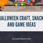 Ide Kerajinan, Camilan, dan Game Halloween