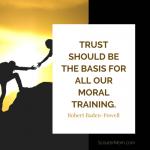 Kepercayaan dan Kepanduan