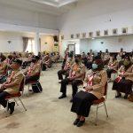 Pengurus Kwarcab dan Lembaga Pemeriksa Keuangan Kwarcab Gerakan Pramuka Kota Bogor 2020-2025 Dilantik