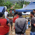 Pramuka Peduli se-Sulbar dan Sulsel Kerjasama Evakuasi Korban Gempa Majene-Mamuju