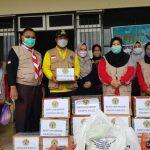 Kwarda Kalsel Salurkan Bantuan Beberapa Titik Lokasi Pengungsian