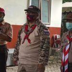 Hari Perdana 2021, Kwarcab Probolinggo Bagikan 1000 Paket Nasi