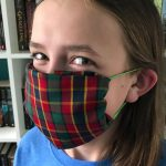 Cara Membuat Masker Wajah Menggunakan Syal Scout