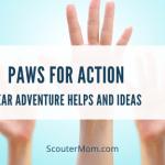 Cakar Beruang untuk Petualangan Aksi: Bantuan dan Ide Cub Scout