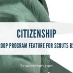 Fitur Program Pasukan Kewarganegaraan untuk Pramuka BSA