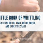 The Little Book of Whittling: Passing Time on the Trail, di Serambi, dan Under the Stars