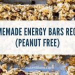 Resep Bar Energi Buatan Rumah (Bebas Kacang)