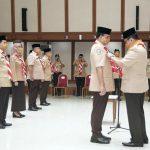 Lantik Mabida DKI Jakarta, Ketua Kwarnas: Pramuka DKI Pegang Peranan Penting Kemajuan Gerakan Pramuka