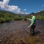 Scouts Chase Adventure dan Elusive Trout di Taman Nasional Pegunungan Rocky