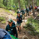 Pada 10.000 Kaki, Pramuka Menyesuaikan dengan Backpacking di Pegunungan